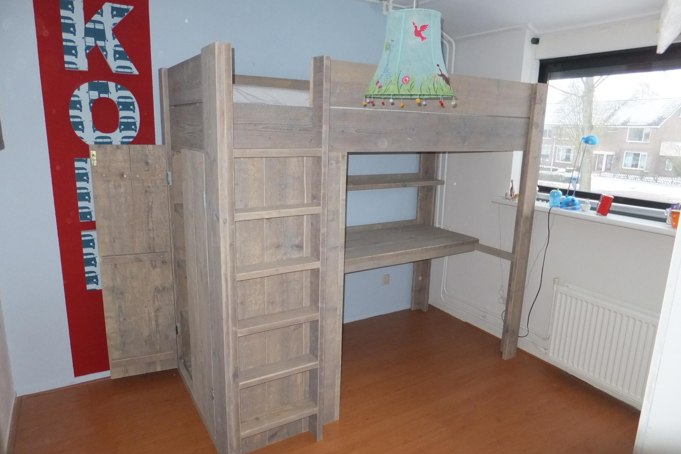 Hoogslaper kast beste ideen over huis en interieur